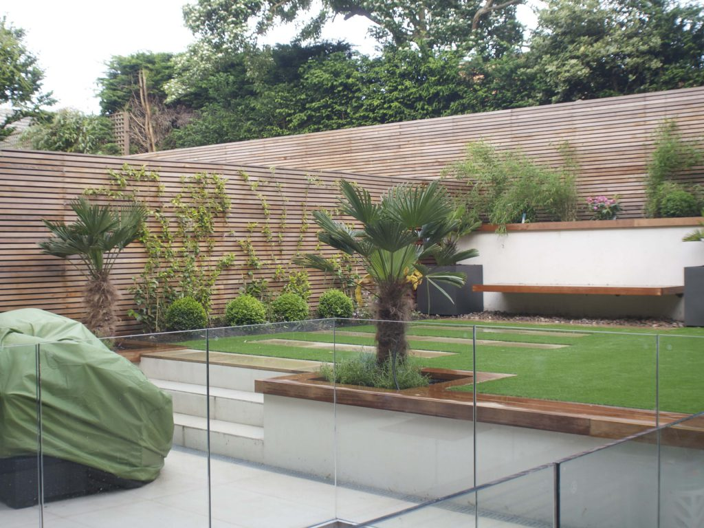south east london garden design