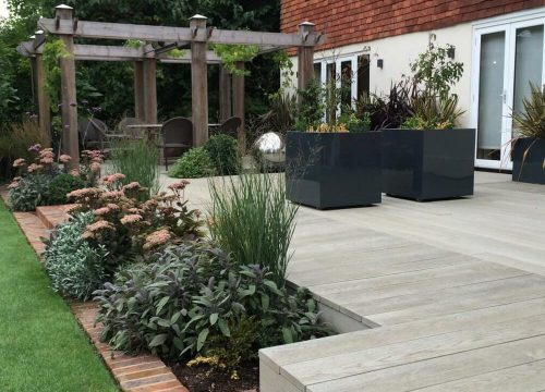 Outdoor Living - Wooden Decking