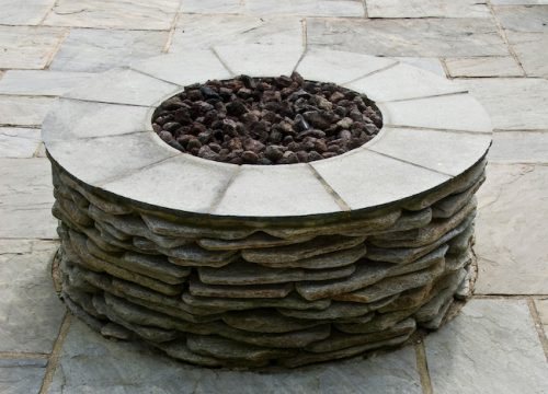 Outdoor Living - Firepit
