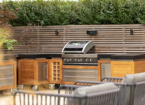 Outdoor Living - Outdoor Kitchen