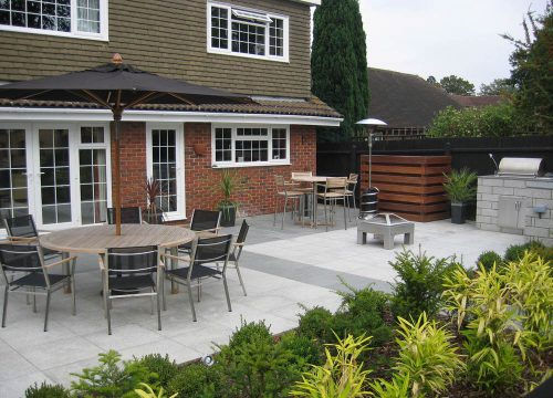 Outdoor Living - Patio Space