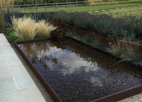 Water Features - Pond