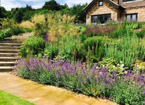 Country Garden Design