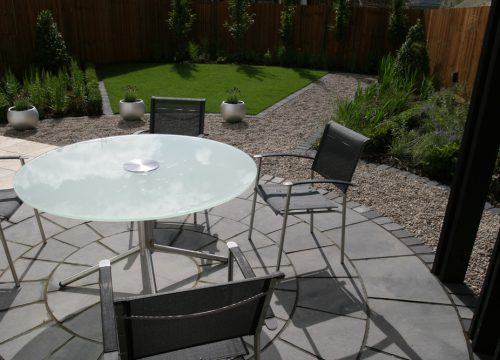 Outdoor Living - Stone Patio