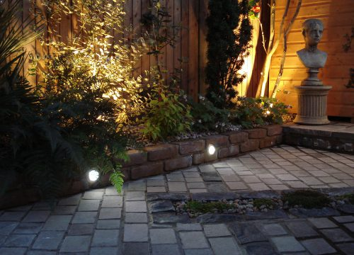 Outdoor Lighting - Spotlight